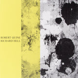 Richard Hell & Robert Quine: Quine/Hell LP