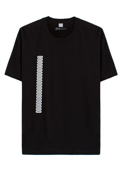 DISown: Tags-On Tee T-Shirt