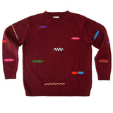 ALL KNITWEAR: Moments Sweater
