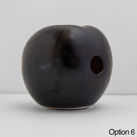Lisa Sitko: Ceramic Apple