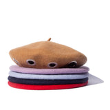 Beret Freak: Large One Row Berets