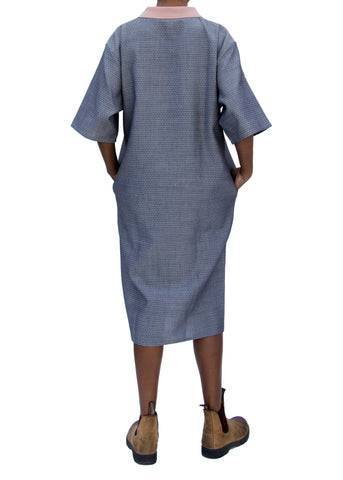 BLESS: T-shirtdress Polo