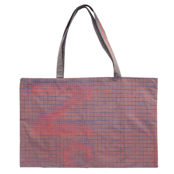 BLESS: Large Packaging System, Slate with Red & Blue Grid