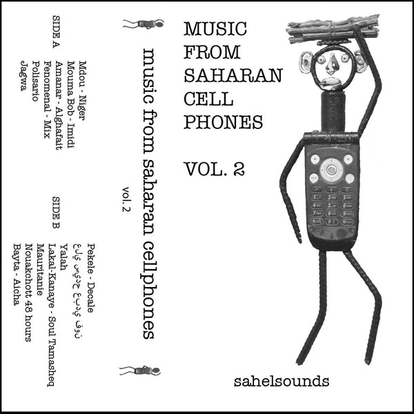 Various Artists: Music From Saharan Cellphones Vol. 2