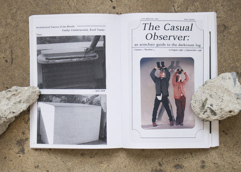 Lisa Anne Auerbach and Daniel Marlos: The Casual Observer