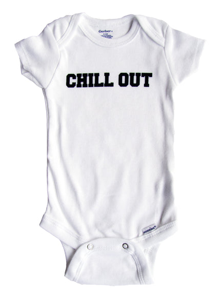 Oliver Payne: Chill Out Onesie
