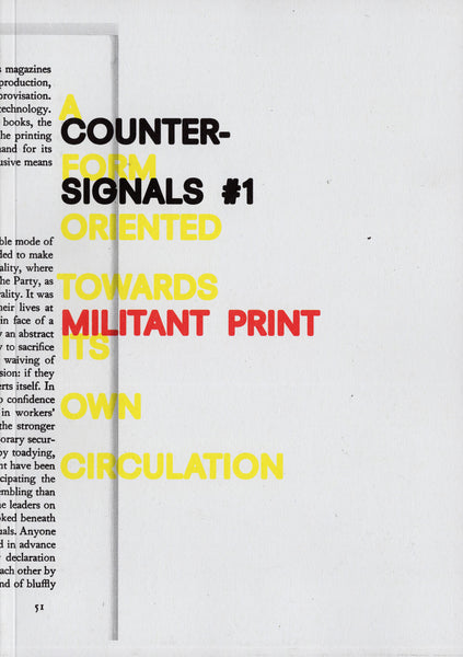 Counter-Signals