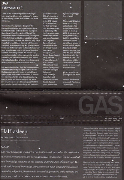 GAS Issue 3