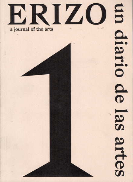 Erizo: A Journal of the Arts