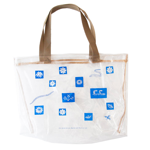 Alicia Nauta & Eunice Luk: Bug Party Tote Bag