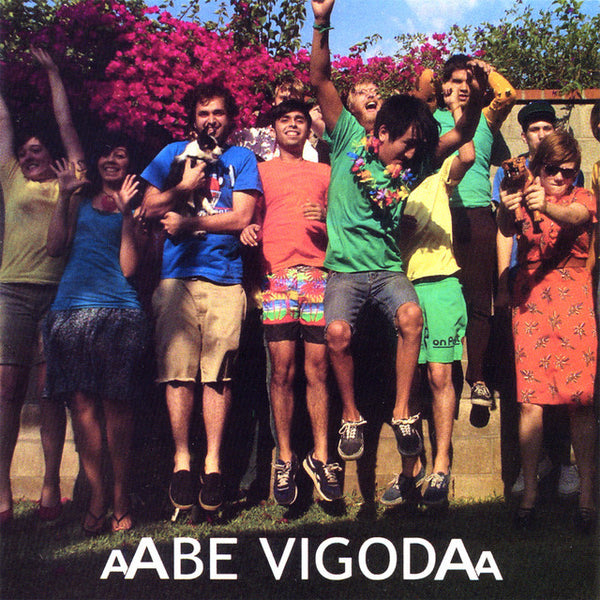 Abe Vigoda: Kid City CD