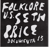 Seth Price: Folklore U.S. CD