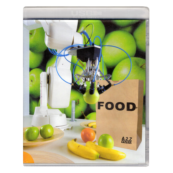 A2Z Video: Food USB