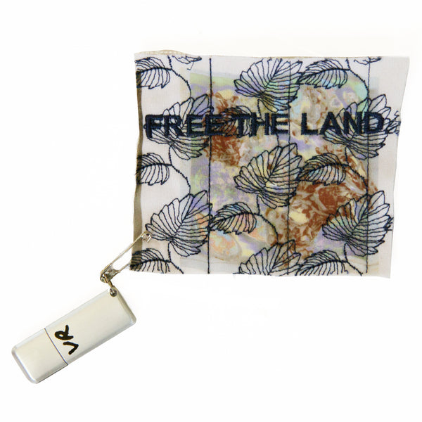 Free the Land: Bedside Ecology USB + Patch