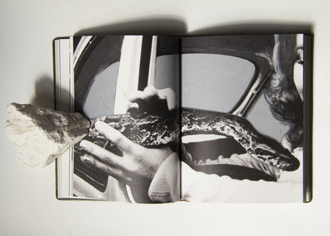 Clare Strand: Girl Plays with Snake