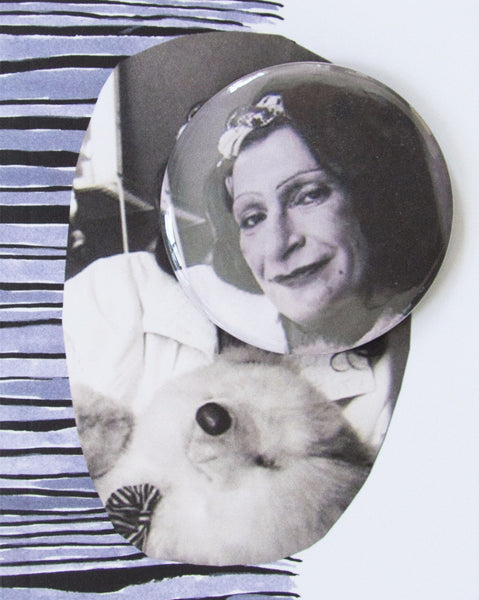 Hey Lady Quarterly: Issue 7: Sylvia Rivera