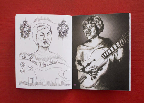 Hey Lady Quarterly: Issue 5: Sister Rosetta Tharpe