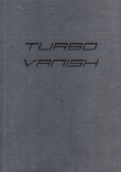 blisterZine: TURBO VANISH