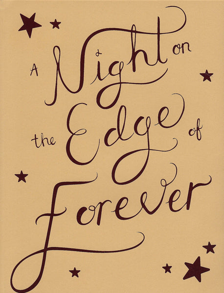 ed. Steve Terry: A Night on the Edge of Forever