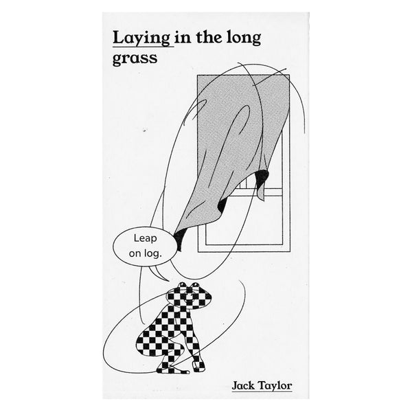 Jack Taylor: Laying in Long Grass