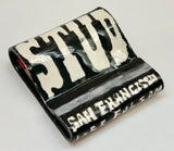 Seth Bogart: STUD matchbook ceramic
