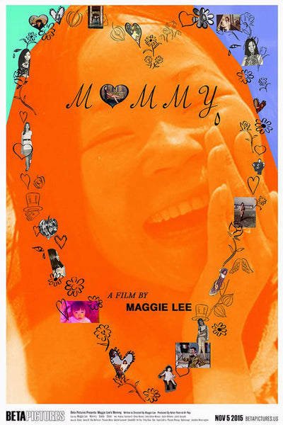 Maggie Lee: Mommy Movie Poster