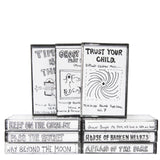 Mississippi Records: Mixtape Cassettes