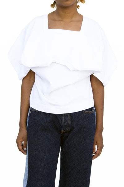 Nancy Stella Soto: Cotton Jersey Tee Shirt