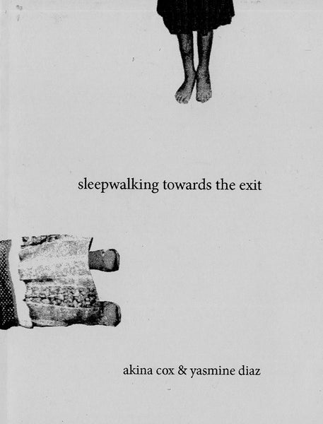 Akina Cox & Yasmine Diaz: Sleepwalking Towards the Exit