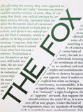 The Everyday Press: Art & Language: The Fox Set