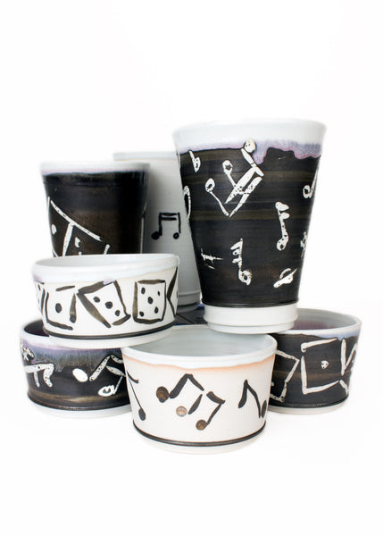 Michael Dopp and Shoshi Kanokohata: Tickles Cups