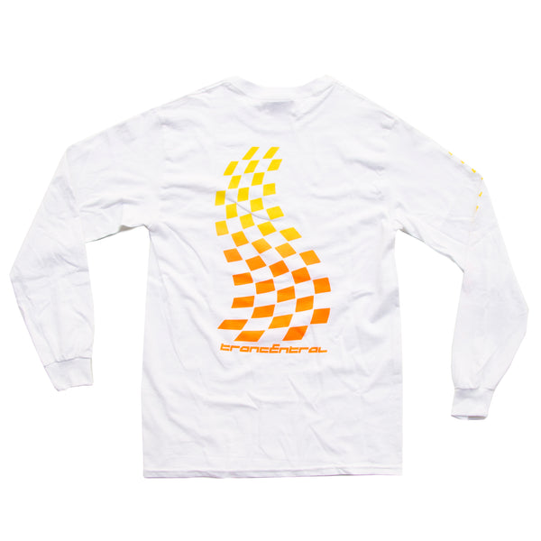 Chill Out Relaxing Clothing: Transcentral Racing Long Sleeve Shirt
