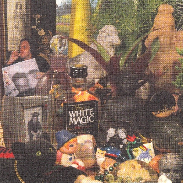 White Magic: Through the Sun Doors CD