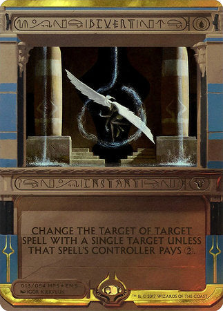 Divert [Amonkhet Invocations] | The Guild in the Grove