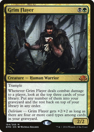 Grim Flayer [Eldritch Moon] | The Guild in the Grove