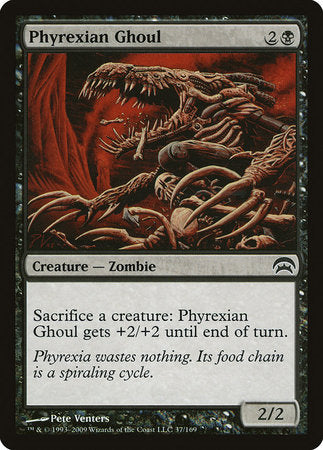 Phyrexian Ghoul [Planechase] | The Guild in the Grove