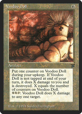 Voodoo Doll [Legends] | The Guild in the Grove
