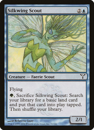 Silkwing Scout [Dissension] | The Guild in the Grove