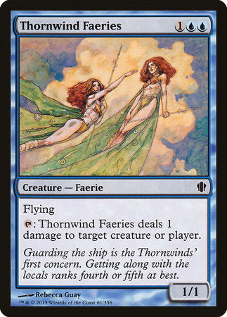Thornwind Faeries [Commander 2013] | The Guild in the Grove