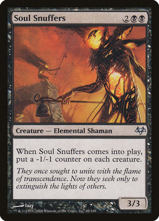 Soul Snuffers [Eventide] | The Guild in the Grove