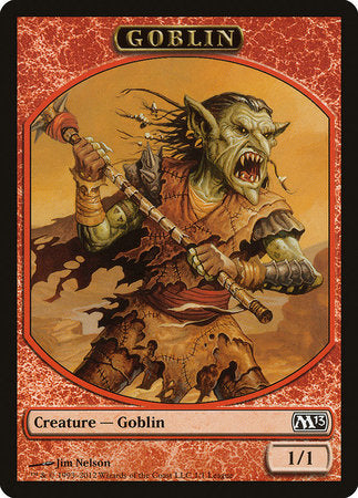 Goblin Token (League) [League Tokens 2012] | The Guild in the Grove