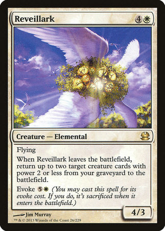 Reveillark [Modern Masters] | The Guild in the Grove