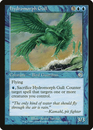 Hydromorph Gull [Torment] | The Guild in the Grove