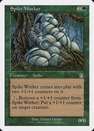Spike Worker [Battle Royale Box Set] | The Guild in the Grove