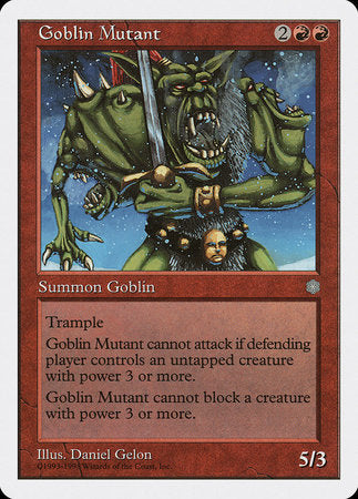 Goblin Mutant [Anthologies] | The Guild in the Grove