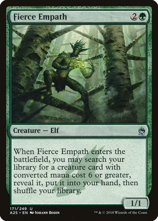 Fierce Empath [Masters 25] | The Guild in the Grove
