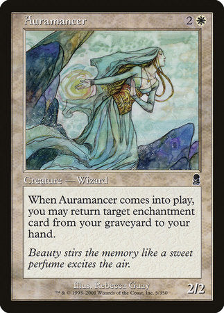 Auramancer [Odyssey] | The Guild in the Grove