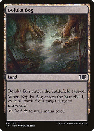 Bojuka Bog [Commander 2014] | The Guild in the Grove