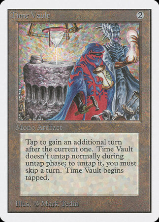 Time Vault [Unlimited Edition] | The Guild in the Grove