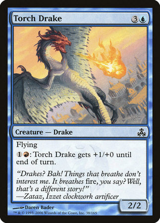 Torch Drake [Guildpact] | The Guild in the Grove